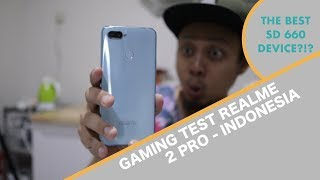 realme 2 pro waterproof test