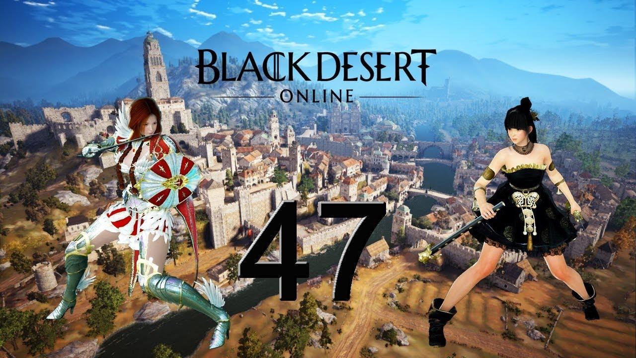 Let S Play Black Desert Online 47 Eine Karte Fur Ein Labyrinth
