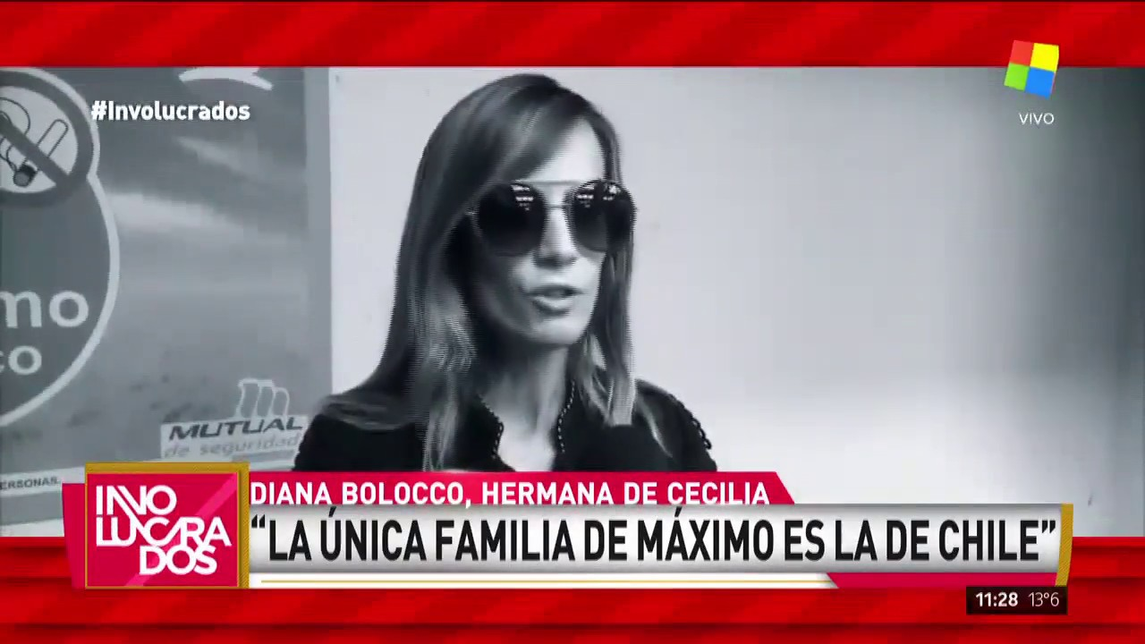 Diana Bolocco La Hermana De Cecilia Menem Es Un Padre Ausente