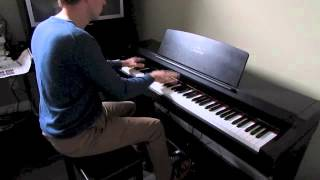 """The Battle"" from Gladiator - Hans Zimmer (piano cover FULL VERSION)"