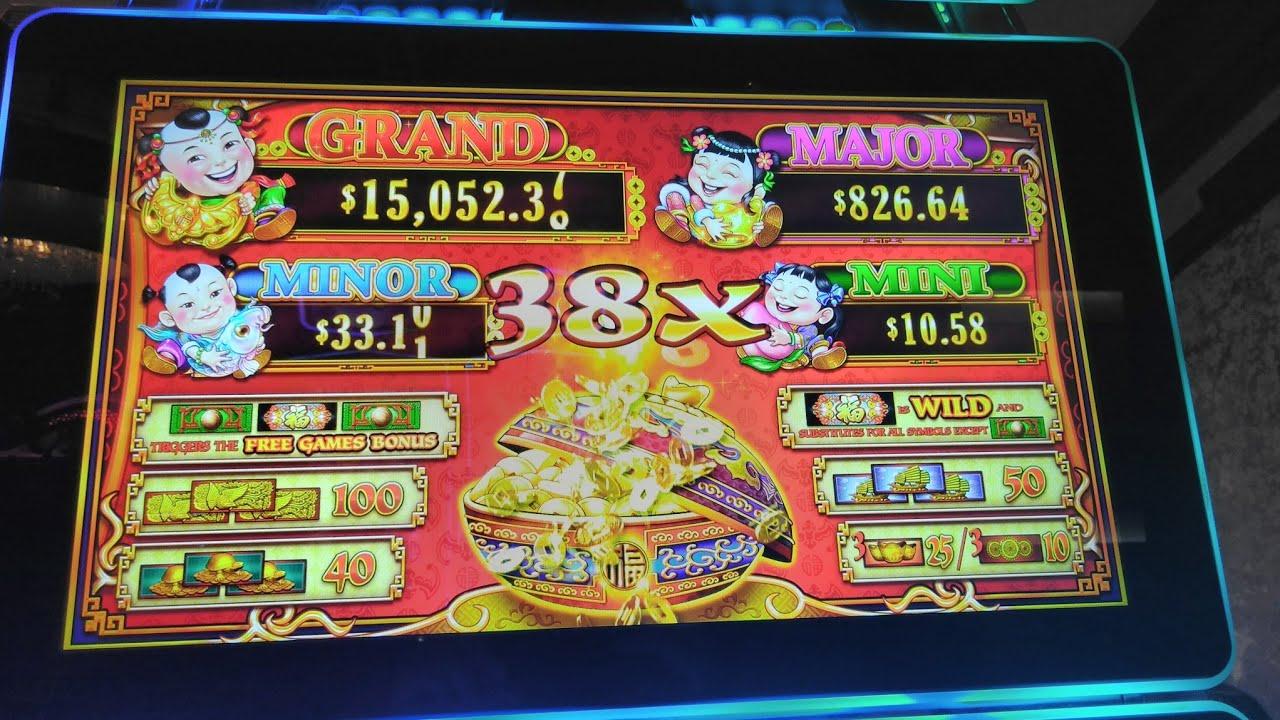 3 Reel 88 Fortunes Slot Machine Bonus Youtube