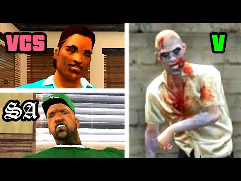 HOW BROTHERS Have CHANGED In GTA Games Over The YEARS (Evolution)