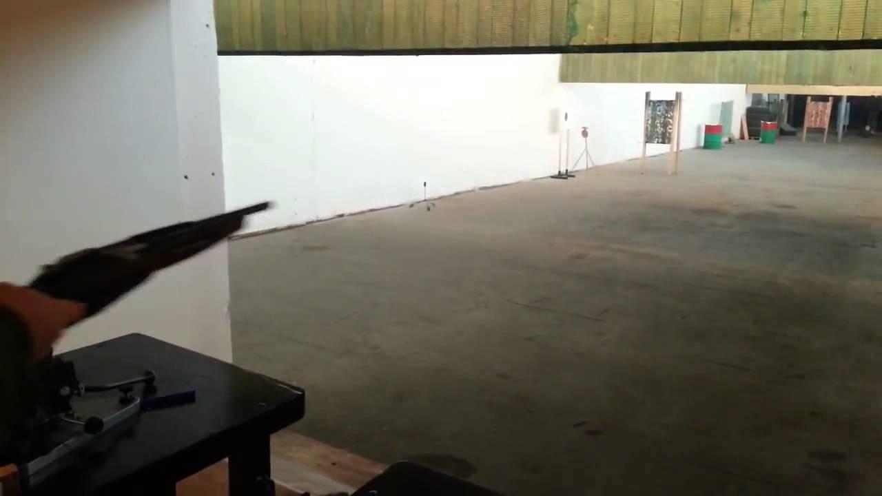 Стреляющий ММГ винтовки Мосина КО-91/30-СХ - YouTube