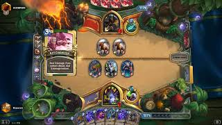 Hearthstone Witchwood Even ZOO Warlock Legend Games 1 Long Video