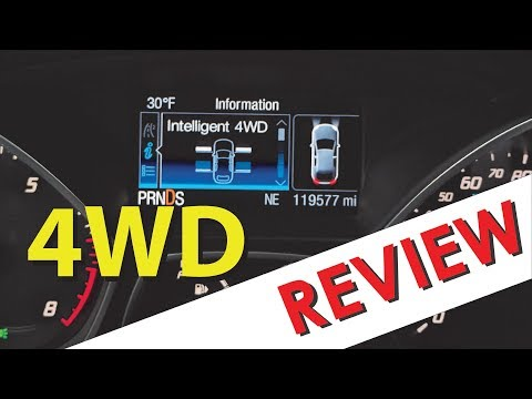 Intelligent 4WD Demo/ Review: HOW TO ESCAPE