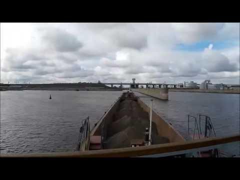 видео: БУКСИР - ТОЛКАЧ от первого лица.