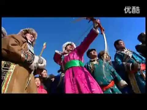 Beautiful in Inner Mongolia autonomous region,China 美在广西