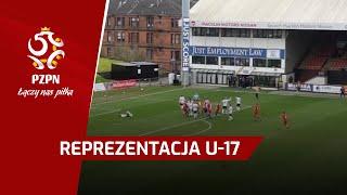 ELITE ROUND U-17: Skrót meczu Polska - Rosja