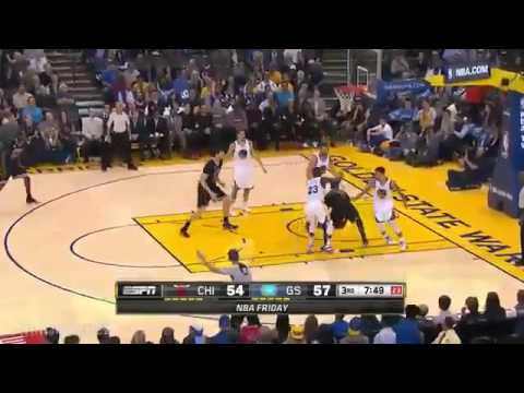 Chicago Bulls vs Golden State Warriors  FULL GAME HIGHLIGHTS  11.20.2015