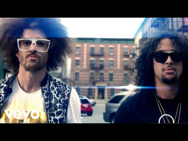 LMFAO - Party Rock Anthem ft Lauren Benn