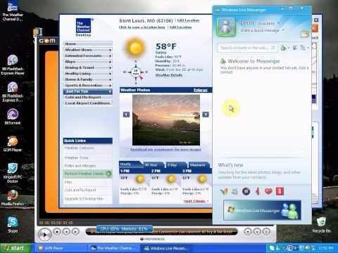 Managing Your Windows XP Startup