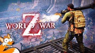 World War Z • ЧТО ЭТО? Новый Left 4 Dead но лучше? - Обзор игры Мировая Война Z