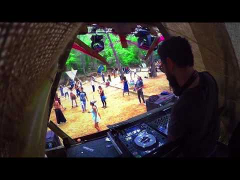 Electic @ Back To Nature Festival in Turkey