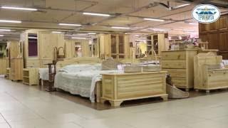 видео Мебель из натурального дерева