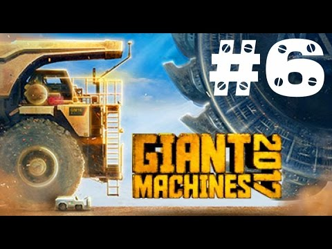 Giant Machines 2017 - E06 - Space Shuttle (Massive Industrial Machine Simulator)