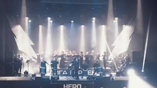 HERO NIGHT OUT 2020 / шоу Moscow HooK с оркестром