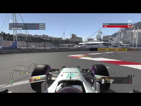 F1 2016 TT MONACO WORLD RECORD