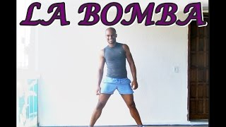 La bomba - Braga Boys - Coreografia Prof. Brunno Pereira