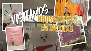 Visitamos HOUSE OF BTS EN MXICO + Final inesperado