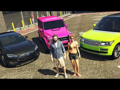 GTA 5 Real Life Mod #43 - BUYING MY...