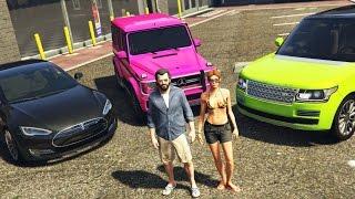 gta 5 real life mod 43 buying my girlfriend a new car gta 5 mods