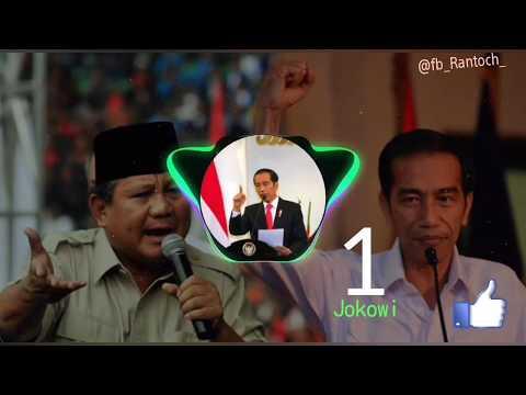 Dj - Jokowi Vs Prabowo