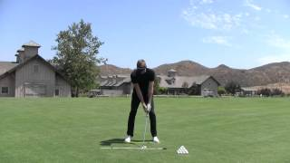How to become a PGA Tour Player Part 3 The plane of swing