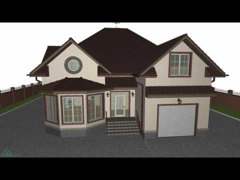 Проекты домов из СИП панелей SIP стоимость, особенности