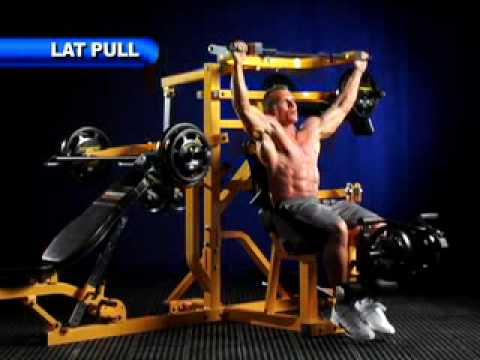 Powertec Multi-System Home Gym - YouTube