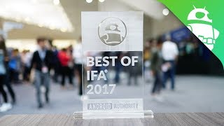 Best of IFA 2017  The Top Products at this year's show!