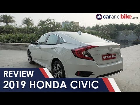 2019 Honda Civic Review | NDTV carandbike