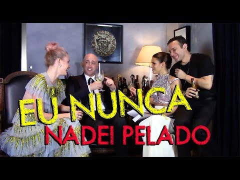 Eu Nunca com Paulo Gustavo, Bruna Marquezine e Fiorella | #HotelMazzafera