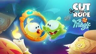 Cut the Rope Magic | Android gameplay | HD