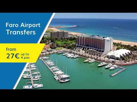 Faro Airport Transfers To Vilamoura - Yellowfish Transfers
