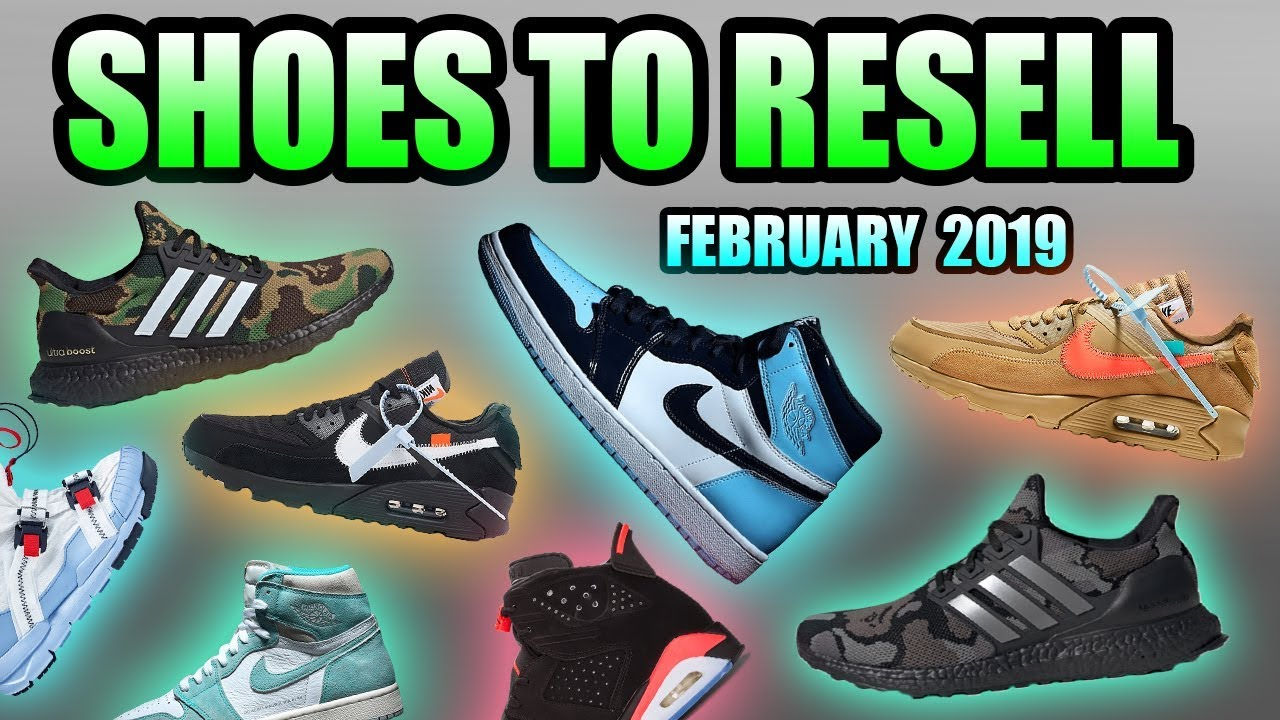 0ccc3b351912e9 Most Hyped Sneaker Releases February 2019