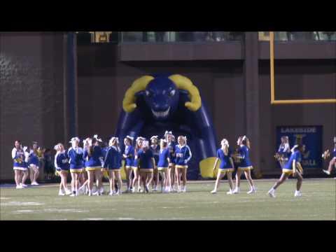 Lakeside Rams Football vs Hot Springs Trojans LIVE | November 4th