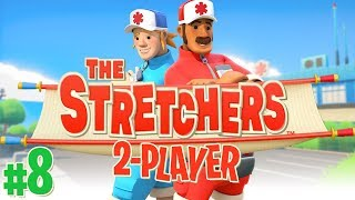 The Stretchers- #8 - WE CAN FLY!! (Co-op Gameplay)