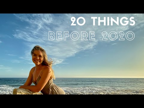 Day 15 of 20 Things to Do Before 2020 (Own it, become it, & manifest it.)