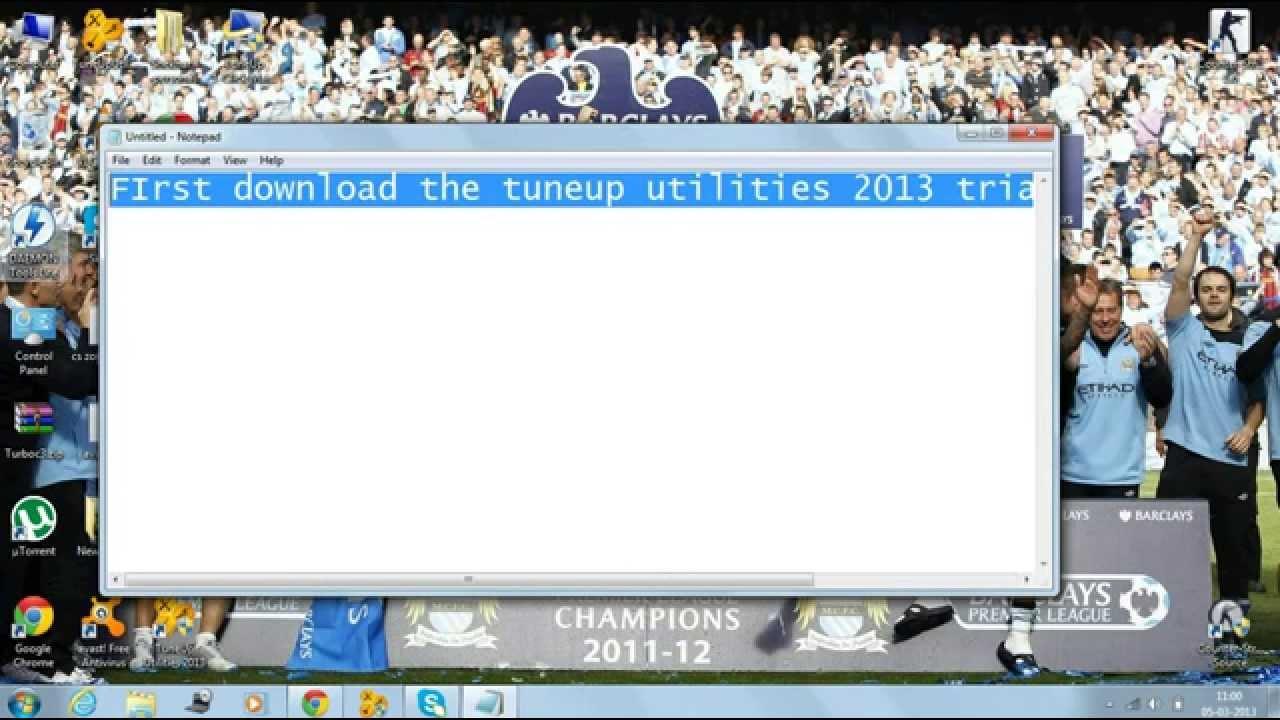 download tuneup utilities 2013 full crack