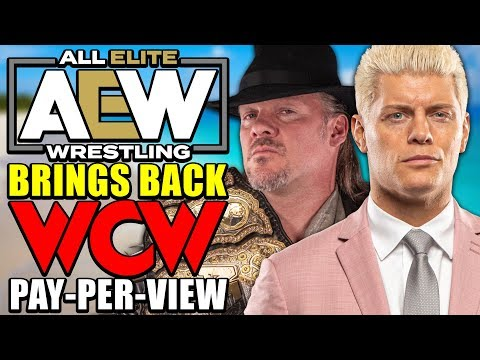 AEW Brings Back WCW PPV | Stone Cold Steve Austin Set For WWE Podcast | Jim Ross Responds To Critics