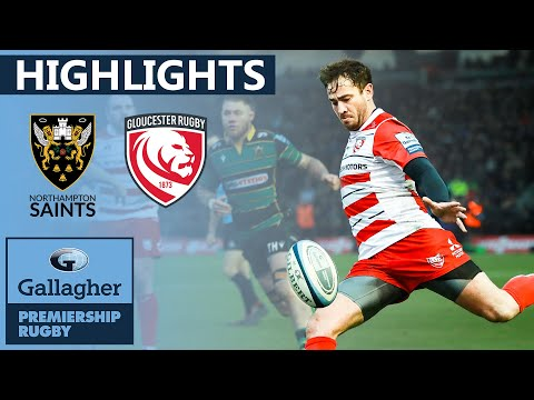 Northampton V Gloucester HIGHLIGHTS | Seven-Try Thriller! | Gallagher Premiership