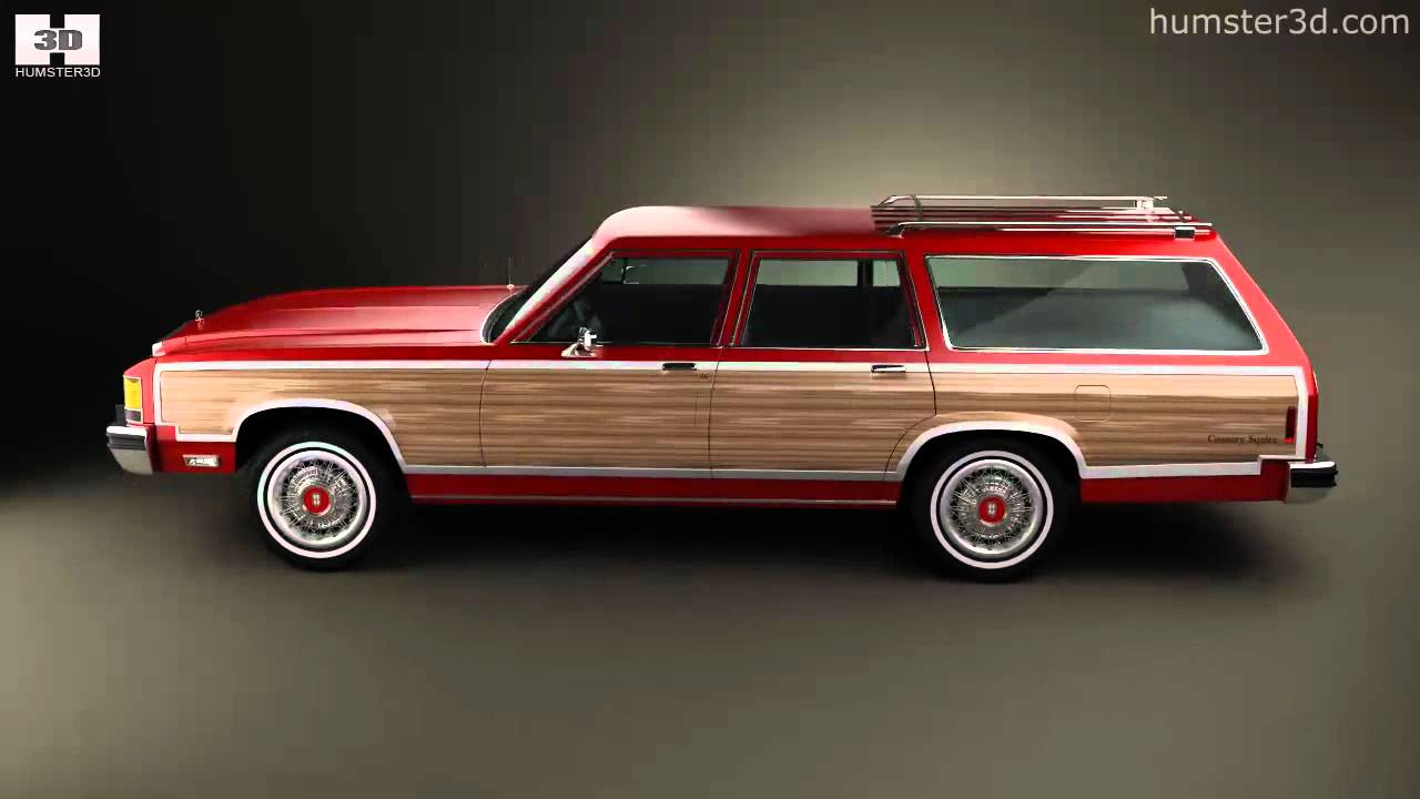 Ford country squire 1979 1991