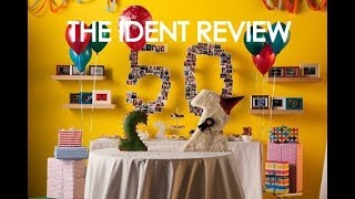 BBC2 Anniversary Idents - The Ident Review