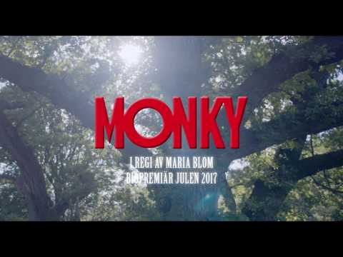 MONKY - teaser trailer - årets stora svenska familjefilm! Biopremiär julen 2017.