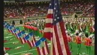"FAMU 2001 "" We Fall Down"" @ Florida Classic BOTB"