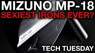 SEXIEST IRONS EVER?? + New Cobra F-MAX One Length + Odyssey Copy Red Putters