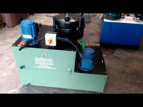 Honing Oil Filter Machine