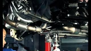 ЗАЗ Forza (Chery A13 /Bonus/Very) Замена рулевой рейки