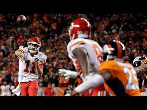 Alex Smith vs Broncos (NFL SNF Week 12 - 2016) - 220 Yards + TD! Clutch! | NFL Highlights HD