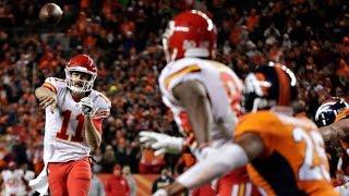 Alex Smith vs Broncos (NFL SNF Week 12 - 2016) - 220 Yards + TD! Clutch! | NFL Highlights HD